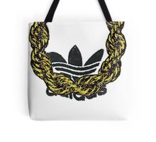 Old School Gold Rope Chain and classic logo 1 Tote Bag