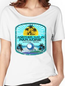 Acapulco Beach Day Women's Relaxed Fit T-Shirt
