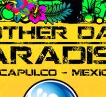 ACAPULCO PARTY ISLAND Sticker