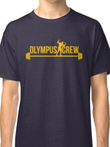 gold olympus logo Classic T-Shirt