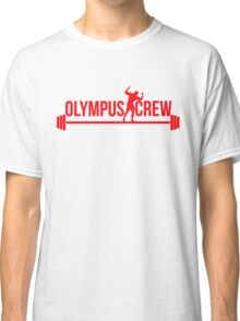 red olympus logo Classic T-Shirt