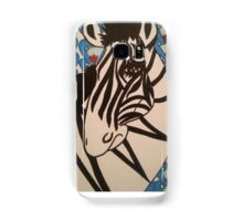 Ratchet Zebra Samsung Galaxy Case/Skin