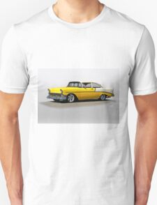 1956 Chevrolet Post Coupe I T-Shirt