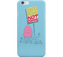 Jellyfish Apocalypse Not Coming! iPhone Case/Skin