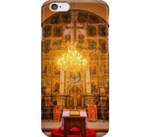 Orthodox Cathedral Hungary iPhone Case/Skin