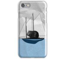 Sail away; iPhone Case/Skin