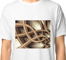 Retro Twist Classic T-Shirt