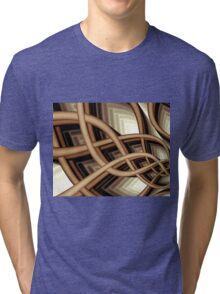 Retro Twist Tri-blend T-Shirt
