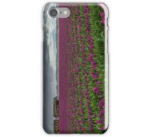 The Tulips Farm iPhone Case/Skin