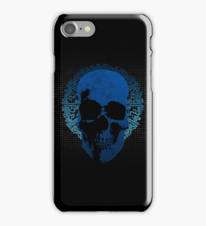 Ancient Skull iPhone Case/Skin
