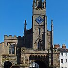 The East Gate & St Peter's Chapel  by Yampimon