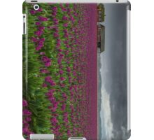 The Tulips Farm iPad Case/Skin