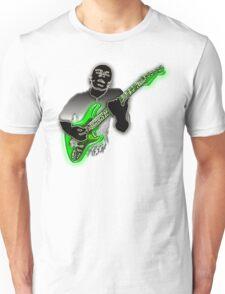 Jazz Guitarist  Unisex T-Shirt