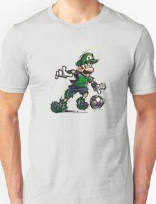Luigi Striker T-Shirt