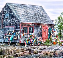 Nubble by Richard Bean