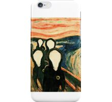 Wu Scream iPhone Case/Skin