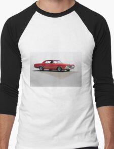 1965 Oldsmobile 442 Hardtop Men's Baseball ¾ T-Shirt