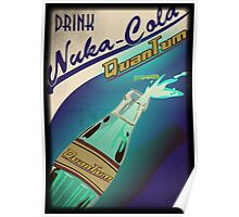 Fallout Drink Nuka Cola Quantum! Poster