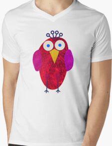 Owlette Mens V-Neck T-Shirt