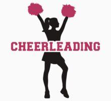 Cheerleading girl by Designzz