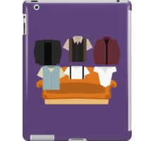 FRIENDS: The One Where it All Began iPad Case/Skin