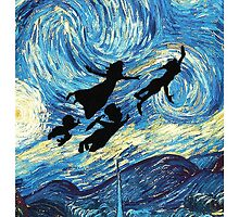 The Starry Night Peter Pan by Powercase