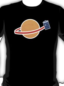 Travelling through space T-Shirt