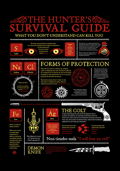 The Hunters Survival Guide by Manny Peters