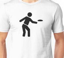 Disc golf sports Unisex T-Shirt