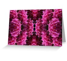 Kaleidoscopic Garden 11 Greeting Card
