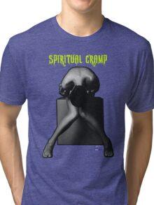 Spiritual Cramp T-Shirt Tri-blend T-Shirt