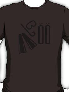 Diving equipment T-Shirt