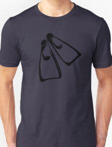 Diving fins T-Shirt