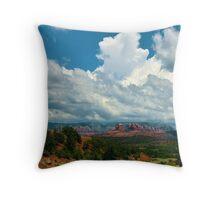 Arizona Road Throw Pillow
