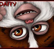 Daffy Mogwai by Art-by-Aelia