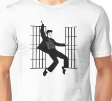 Elvis Has Lost Control Again Unisex T-Shirt