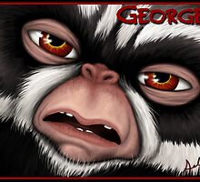 George Mogwai by Art-by-Aelia