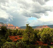 Sedona Arizona by Timothyoleary