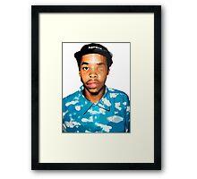 Earl Sweatshirt Framed Print