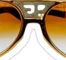 Elvis Glasses Sticker