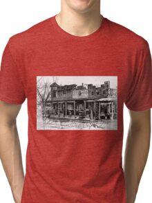 Western Tri-blend T-Shirt