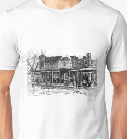 Western Unisex T-Shirt