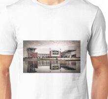 Baylor Bears McLane Stadium Sketch Unisex T-Shirt