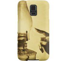 Got a Burning Heart to Light this Fag? Samsung Galaxy Case/Skin
