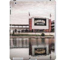 Baylor Bears McLane Stadium Sketch iPad Case/Skin