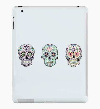 Sugar skulls iPad Case/Skin