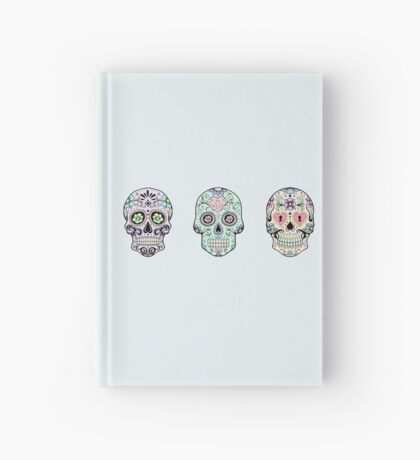 Sugar skulls Hardcover Journal