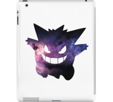 Galaxy Gengar iPad Case/Skin