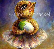 Chick Princess by Cindy Schnackel