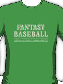 "Fantasy Baseball - ""Miguel Cabrera is my 12-Sided Die"" T-Shirt"